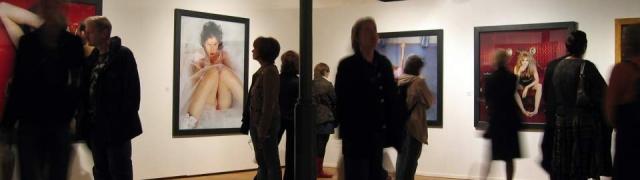 Galerije Beča