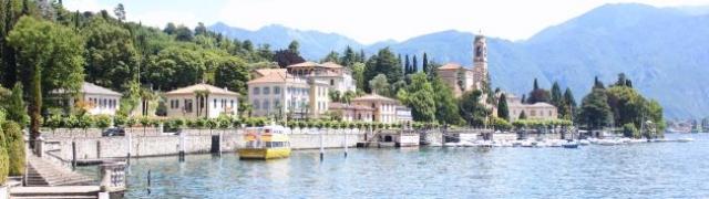 Talijansko jezero Como destinacija je za pamćenje