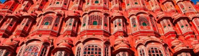 Palača vjetrova riznica povijesti Rajastana