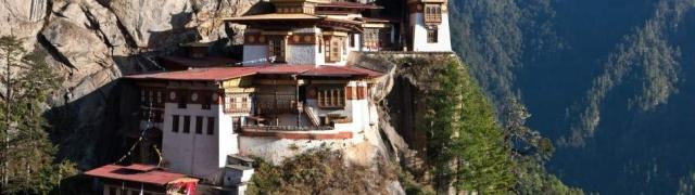 Bhutan – let do zemlje gromovitog zmaja