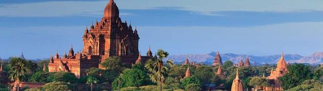 Svjetska čuda drevnog grada Bagan