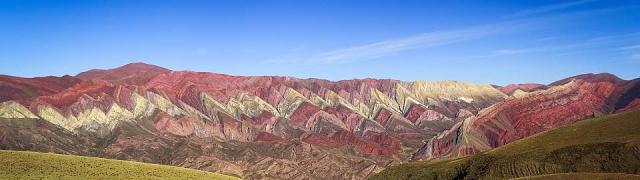 Hornocal šarene planine Argentine pravo su prirodno čudo