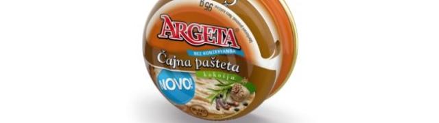 Kvaliteta proizvodnje Argeta čajnih pašteta