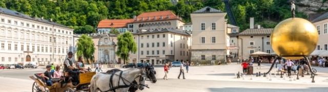 Salzburg – između baroka i modernog