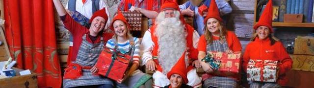 Ekskluzivni intervju s Djeda Mrazom donosimo vam iz njegove domovine Finske