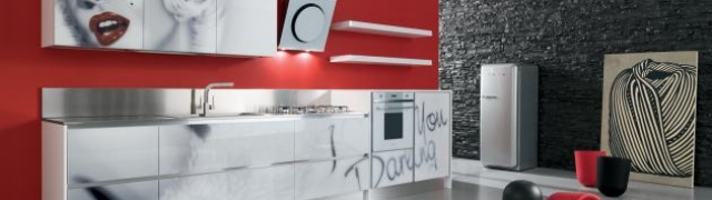 Kuhinje s potpisom hollywoodskih ikona