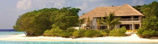 Maldivi  – Soneva Fushi