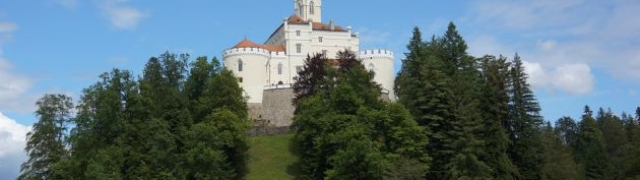 Dvorac Trakošćan – najljepši u Hrvatskom zagorju