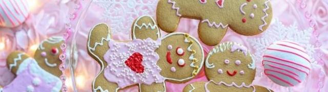 Božićni kolačići Gingerbread među najpopularnijim slasticama