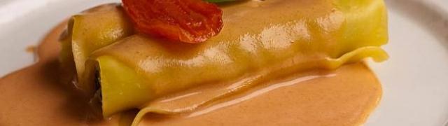Kaneloni s mesom je recept kojem nećete odoljeti