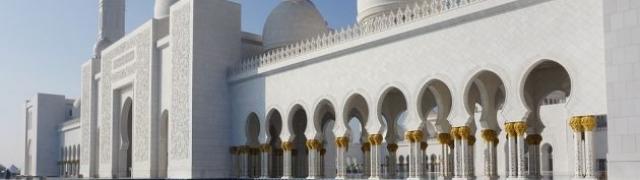 Abu Dhabi grad čarobne ljepote