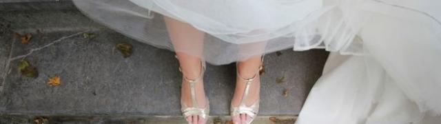 Odabir cipela za vjenčanje prema vašem tipu noge