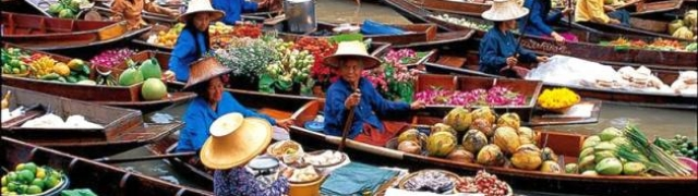 Bonton ponašanja na Tajlandu
