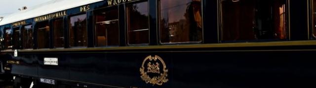 Orient express vječni vlak snova