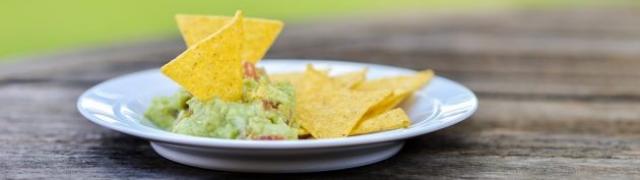 Tortilje isprobajte uz meksički umak Guacamole