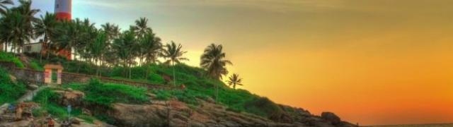 Kerala indijska zemlja ljepota