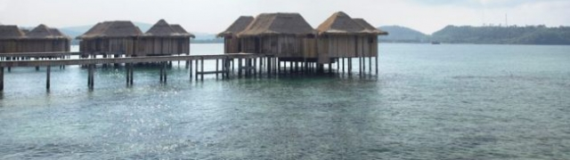 Otok Song Saa, Kambodža