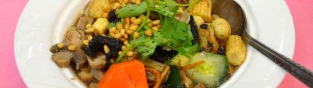 Kineski povrtni lonac