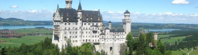 Dvorci kralja Ludwiga II