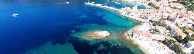 Otok Vis i viško more se pamte