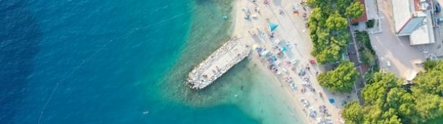 Makarska rivijera poželjna je destinacija Dalmacije i ove godine