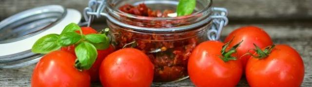 Sušena rajčica u maslinovu ulju