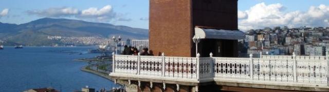 Asansör – slavno dizalo u turskom gradu Izmiru