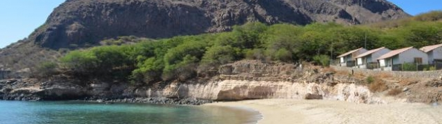 Cabo Verde Zeleni rt ljepote