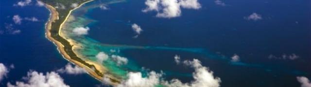 Maršalovi otoci raj Tihog oceana