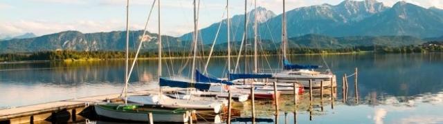 Austrijska jezera čarobno su lijepa mjesta za uživanje i odmor