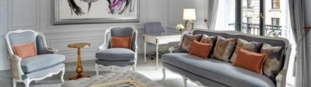 Zavirimo u hotele koje su uređivali kuće Dior, Armani, Versace