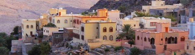 Vrata Sultanata Omana – povijesni poluotok Musandam