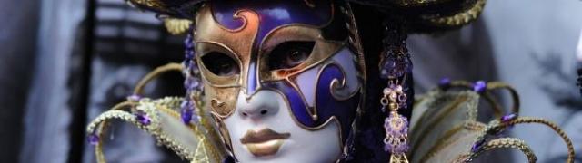 Kako su nastale raskošne venecijanske maske