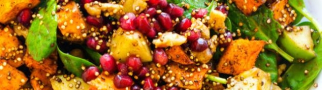 Salata od quinoe savršena za skidanje kilograma