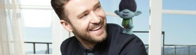Justin Timberlake na  finalu Eurosonga!