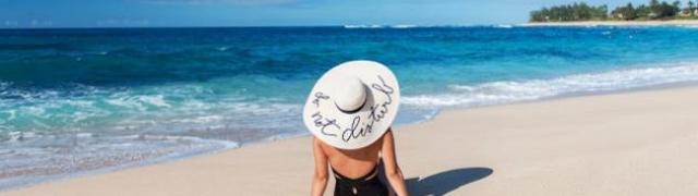 Dizajnerski šešir za sunce