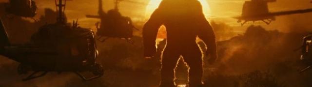 Film Kong: Otok lubanja