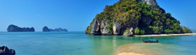 Doživite tajlandski raj na zemlji