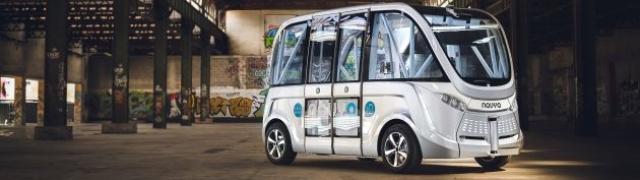Tehnološka senzacija iz Beča – autobusi bez vozača