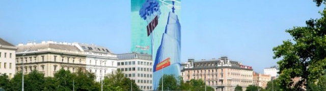 Bečki Ringturm ove će godine krasiti djelo srpskog umjetnika