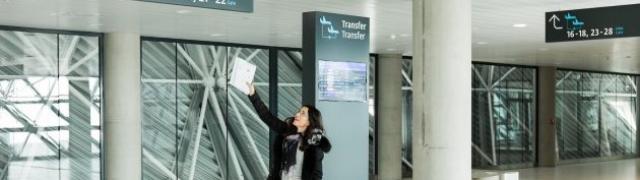 Nada Dogan genijalka koja je zagrebačku zračnu luku prilagodila putnicima