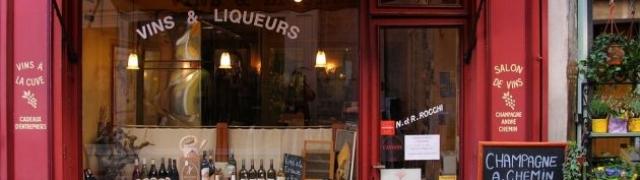 Francuska Provansa povijesno specijalizirana za rose vina
