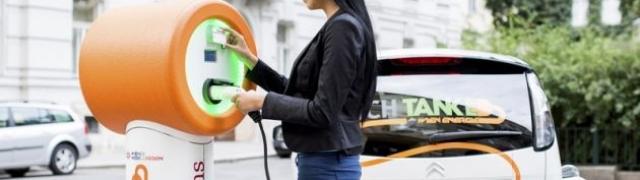 U Beču 1000 punionica za električne automobile
