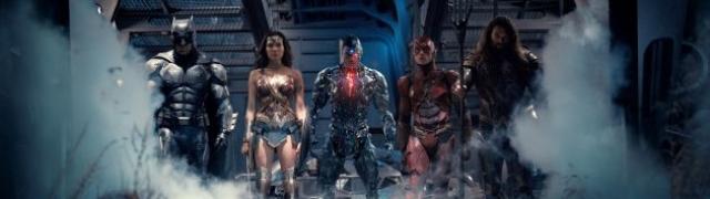 Pogledajte superherojski film