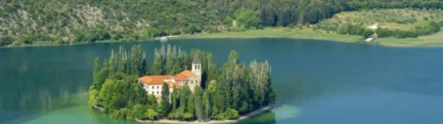 Hrvatski fenomen zvan otok Visovac