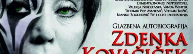 Ne propustite: koncert Zdenke Kovačiček u Lisinskom