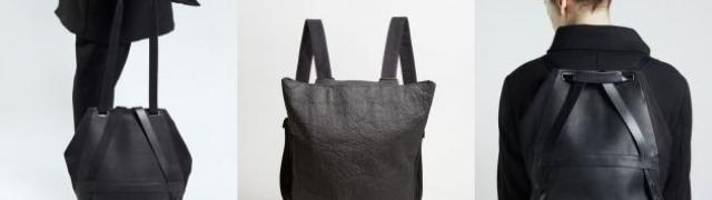 Popularne ruksak torbe napravljene od lišća ananasa