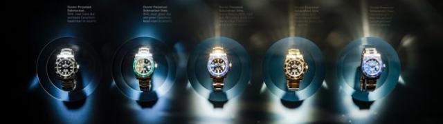 Otkrijte sat Rolex Sumbariner kroz izložbu