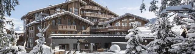 Francuska elegancija u planinama: hotel Les Neigesom Barrière