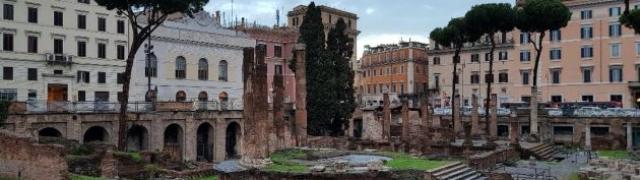 Srebrni rimski trg